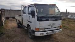 Nissan Atlas. Продам грузовик 1992г 2х кабинник длиннобазый, 4 200куб. см., 5 000кг., 4x2