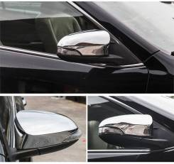 Накладка на зеркало. Toyota Camry, ASV50, AVV50, GSV50, ACV51 Двигатели: 2ARFE, 2ARFXE, 2GRFE, 1AZFE