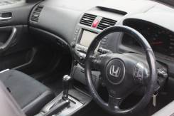 Руль. Honda Accord, CL8, CL9, CM2, CM3, CL7 Honda Accord Tourer Двигатели: K20A, K20A6, K20Z2, K24A, K24A3, N22A1