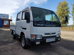 Nissan Atlas. Продается грузовик , 3 200куб. см., 1 500кг., 4x4