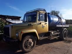 ГАЗ 3307. Продается ГАЗ-3307 в г. Нерчинске, 4 200куб. см., 3 500кг., 4x2