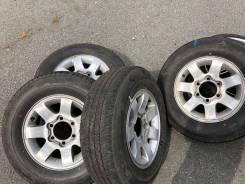 """Колёса 215/70/15 Bridgestone. 6.0x15"""" 6x139.70 ET30 ЦО 110,1мм."""