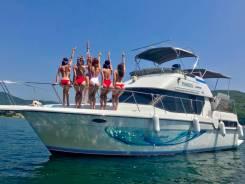 Морские экскурсии, прогулки на катере, корпоративы, отдых на море