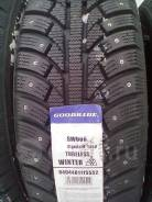 Goodride SW 606. Зимние, шипованные, 2017 год, без износа, 4 шт. Под заказ