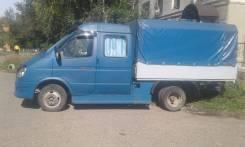 ГАЗ ГАЗель Фермер. ГАЗ газель фермер, 2 400куб. см., 1 500кг., 4x2