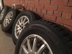 """Зимние колеса в отличном состоянии. x16"""" 5x114.30"""