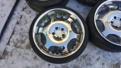 "Комплект колес R19 AME shallen LX с шинами Zeta в Челябинске. 9.0/9.5x19"" 5x114.30 ET28/22 ЦО 72,0мм."