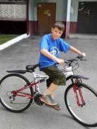 Украден велосипед!