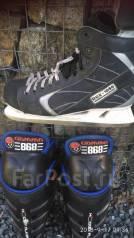 Продам коньки хоккейные. размер: 44, хоккейные коньки
