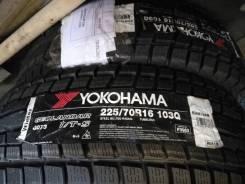 Yokohama Geolandar I/T-S G073. Всесезонные, 2016 год, без износа, 4 шт