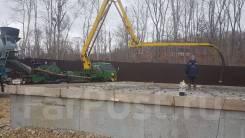 Услуги бетононасоса(Швинга)17 м во Владивостоке