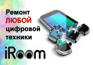 Ремонт/ замена экрана iPhone 4/5/5s/6/6s/6+/7/7+ iRoom! +Подарок
