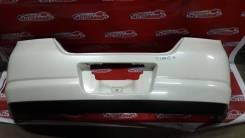 Бампер. Nissan Tiida, C11, C11X Двигатель HR15DE