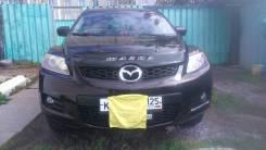 Mazda CX-7. автомат, 4wd, 2.3 (238л.с.), бензин, 103 000тыс. км