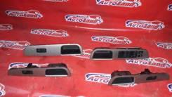 Блок управления стеклоподъемниками. Nissan Tiida, C11, C11X Двигатель HR15DE