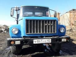 ГАЗ 3307. ГАЗ-3307 самосвал, 4 500куб. см., 5 000кг.