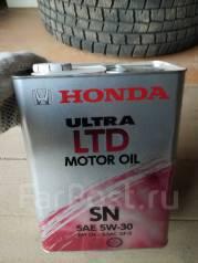 Honda Ultra Ltd. Вязкость 5W-30