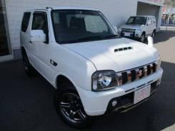 Suzuki Jimny. механика, 4wd, 1.3 (85л.с.), бензин, 29 000тыс. км, б/п