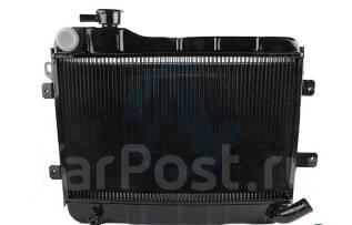 Радиатор охлаждения двигателя. Лада 2104, 2104 Лада 2105, 2105