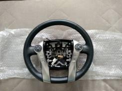 Блок управления подогревом руля. Toyota Prius, ZVW30, ZVW30L