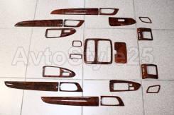 Накладки в салон. Toyota Land Cruiser Prado, GRJ120, KDJ120, KZJ120, LJ120, RZJ120, TRJ120, VZJ120