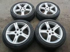 "Оригинальные диски Altezza RS200 sxe10 R17 с резиной Pirelli. 7.0x17"" 5x114.30 ET50"