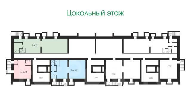 Продажа нежилых помещений. Улица Нахимова 8б, р-н Водоканал
