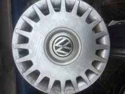 """Колпак оригинальный Volkswagen R15. Диаметр 15"""""""", 1шт"""