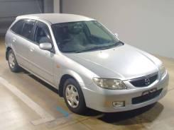 Mazda Familia S-Wagon. BJ5W, ZL