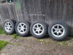 """Продам колёса. 6.5x15"""" 5x114.30 ET38 ЦО 72,0мм."""