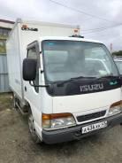 Isuzu Elf. Продам грузовик с будкой , 3 100куб. см., 1 500кг., 4x4
