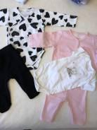 Комплекты для новорожденных. Рост: 50-56 см