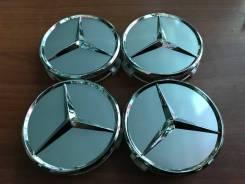 "Колпаки на Mercedes новые 4 шт. D74/68 4 шт (Н8). Диаметр 18"""", 1шт"