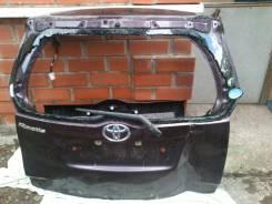 Задняя дверь Toyota Ractis NCP120 . Доставка. Регионы.