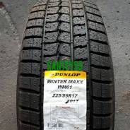 Dunlop Winter Maxx WM01. Летние, без износа, 4 шт