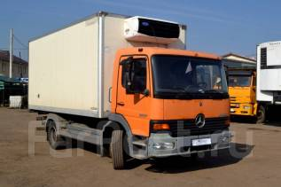 Mercedes-Benz Atego. Грузовик рефрижератор 1317, 4 300куб. см., 7 700кг., 4x2