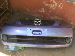 Бампер Mazda Demio DY