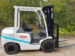 TCM FG20T3C. Продаётся новый погрузчик TCM (Япония), 2 000кг., Бензиновый, 0,60куб. м.