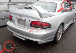 Задняя часть автомобиля. Toyota Curren, ST206, ST207, ST208
