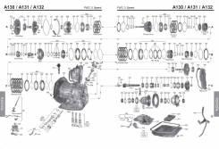 АКПП Тойота 5E-FE В Разбор