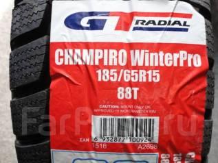 GT Radial Champiro WinterPro. Зимние, без шипов, 2016 год, без износа, 4 шт