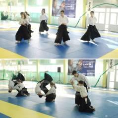 Федерация Айкидо Тендорю - занятия для взрослых и детей+5