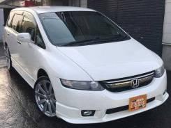 Honda Odyssey. автомат, 4wd, 2.4, бензин, б/п, нет птс. Под заказ