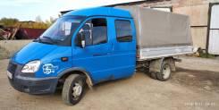 ГАЗ 330232. Продам автомобиль ГАЗ-330232, 2 890куб. см., 1 500кг.