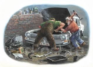 Диагностика и ремонт ДВС и ходовой части автомобиля