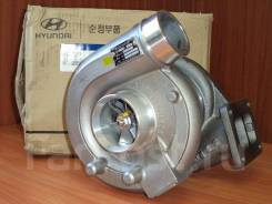 Турбина. Hyundai Aero City Hyundai HD