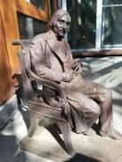 Гоголь в кресле. Оригинал