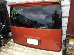 Дверь багажника. Toyota bB, NCP30, NCP31, NCP35 Двигатели: 1NZFE, 2NZFE
