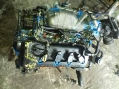 Двигатель Nissan QG18DE эл. заслонка (Контрактный (Кредит. Рассрочка)