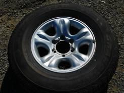 Запасное колесо 265/70 R16 Dunlop AT20